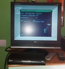 TV LG FLATRON M1921A + DECODER