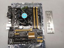 ASUS B85M-E / CSM / SI LGA 1150 Micro ATX Motherboard w/ Heatsink and I/O Shield