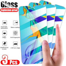 3Pcs For Huawei P40 P30 Pro P20 Lite Mate 20 30 Tempered Glass Screen Protector