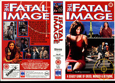 The Fatal Image - Michele Lee - Video Promo Sample Sleeve/Cover #16574