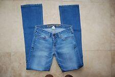 Blue Denim EZRA FITCH Stretch Boot Cut Jeans 25