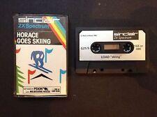 Ordenador ZX Spectrum-Horace goes Skiing por Sinclair