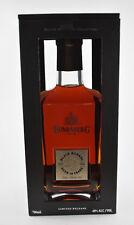 Bundaberg Rum MDC Black Barrel Clear Bottle 2014, Distilled 2004
