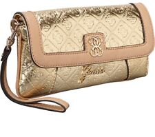 Guess Clutch Bag Used Woman