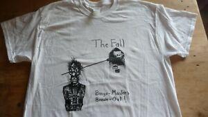 The FALL - Bingo Masters T-Shirt Size Large. Punk,Post Punk,Rough Trade,Smiths