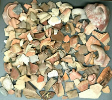 LOT of 150+ Middle East Holy Land POTSHERDS Artifacts FROM ARCHAEOLOGIST pottery