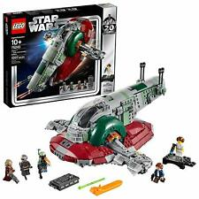 LEGO Star Wars Slave l- 20th Anniversary Edition Building Kit(75243,1007 Pcs)