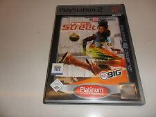 PlayStation 2  PS 2  FIFA Street (Platinum) (2)