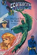 SEADRAGON # 5  - COMIC - 1986  - 9