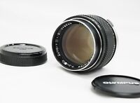 [Excellent ++++] Olympus OM-System F.Zuiko Auto-T 85mm F/2 Lens from Japan
