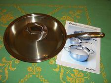 Tupperware Chef  Serie Gourmet-Linie  Pfanne incl. Glasdeckel 28 cm NEU & OVP