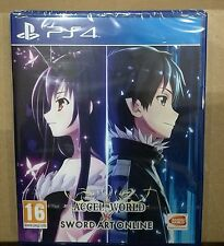 Accel World vs Sword Art Online (Sony Playstation 4, 2017)