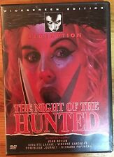 Night of the Hunted (DVD, 1999)