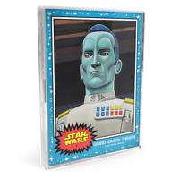 Topps Star Wars Living Set 2-Card Bundle #9-10 Uncle Owen Lars Grand Admiral Thr