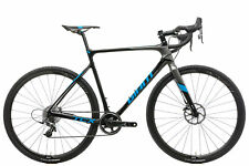 2018 Giant TCX Advanced Pro 1 Cyclocross Bike Med/Large Carbon SRAM Force 1 11s