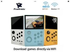 Powkiddy A19 Handheld Retro Games Console WiFi Download Bluetooth 32Gb SNES PS1