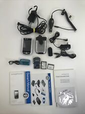 Dell Axim x51v PDA, Case, USB Cord, Manuals, Scanner, SD Card, Extra Battery