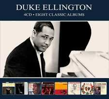 Duke Ellington EIGHT (8) CLASSIC ALBUMS Nutcracker Suite COSMIC SCENE New 4 CD