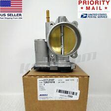 NEW Genuine ACDelco® 217-3107 Throttle Body OEM for Buick Chevy GMC Hummer Isuzu