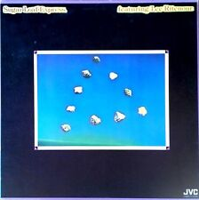 SUGAR LOAF EXPRESS (FEAT. LEE RITENOUR) - JVC DIRECT DISK - JAPANESE LP - E.GALE
