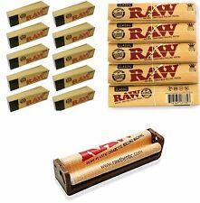 Raw Kingsize Zigarette Rollmaschine Mit 5 Spitzen Und 5 Broschüren Von Papaers