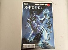 X-force (2008) #25 NM Necrosha X X-men First Printing