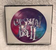 Prince Crystal Ball 4 CD BOX Set 1998 NPG Records With Insert Paisley Park