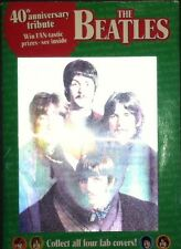 The Beatles Tribute Magazine 40th Anniversary Holographic Cover Paul McCartney