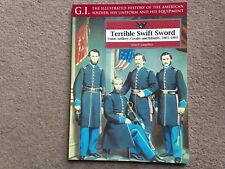 Terrible Swift Sword - Union Artillery, Cavalry & Infantry 1861-65 (G.I Series)