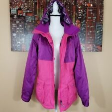 Nike ACG Purple and Pink Snow Jacket, Large