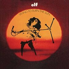 Elf featuring Ronnie James Dio - Trying To Burn The Sun [CD]