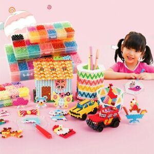 5 mm Hama 3D Aqua Beads Water PUPUKOU Tool DIY Perler Ball Educational Kids Toy