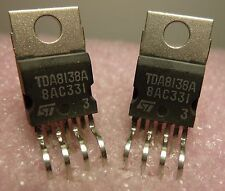 TDA8138A / TO220 / 7 PIN / IC / 2 PIECES (qzty)