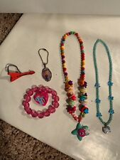 Childrens Jewelry Lot Of 5