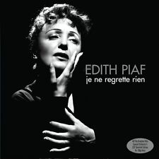 Edith Piaf JE NE REGRETTE RIEN Best Of 28 Songs GREATEST 180g NEW VINYL 2 LP