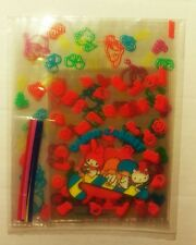 RARE New Unopened Vintage 1976 Sanrio Hello Kitty Candy Cabinet 8 Bag Set