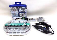 Dremel 200 Series 1/15 Two-Speed Rotary Tool w 276 & 160 Piece Accessory Kits