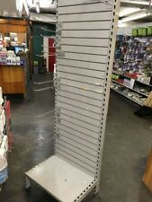 Used Shop Display Shelving Racking Retail Shelf what you see plus brackets