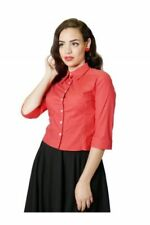 Reproduction Shirt Vintage Tops & Shirts for Women
