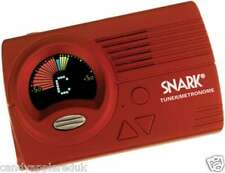 QWIKTUNE SNARK - ALL INSTRUMENT CHROMATIC TUNER AND TAP TEMPO METRONOME - NEW
