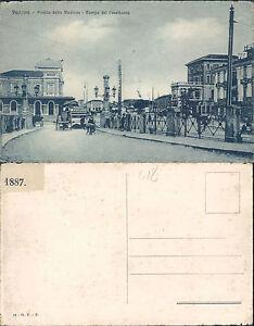 PADOVA,PIAZZA DELLA STAZIONE,ANIMATA  - F.P.-VENETO(PD) N.43087
