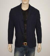 NEW Ralph Lauren Rugby Blazer-Sport Jacket in Blue Size MEDIUM 100% Cotton