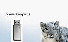  Mac OS X 10.6 Snow Leopard Bootable New! USB INSTALL, UPGRADE OR RECOVER 