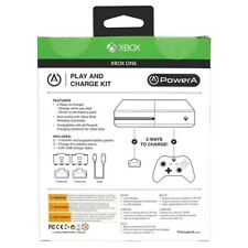 Xbox One - PowerA Play & Charge Kit