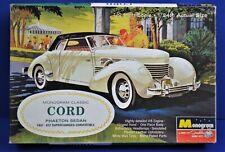 Monogram 1/24 1937 CORD 812 Phaeton Sedan