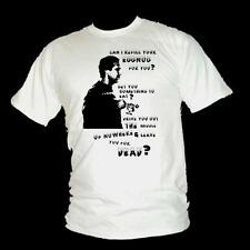 """Christmas Vacation Clark & Eddie """"leave you for dead"""" film quote Mens T-shirt"""