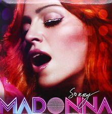 MADONNA - SORRY - CD SINGLE NEW UNPLAYED 2005 - 3 TRACKS