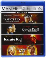 KARATE KID : COLLECTION 1 2 3 & 4 movie set - BLU RAY - Sealed Region Free