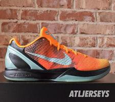 Nike Zoom Kobe Bryant VI 6 All Star Orange County Sunset 448693-800 Size 13
