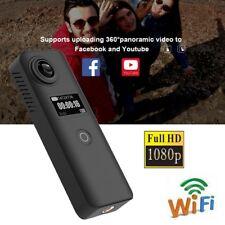 Original Sjcam Sj360+ Hd 1080P 30fps Vr 360° Panoramic Camera Dual Lens WiFi